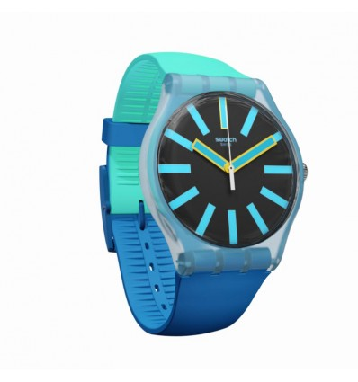 Swatch New Gent Flashwheel