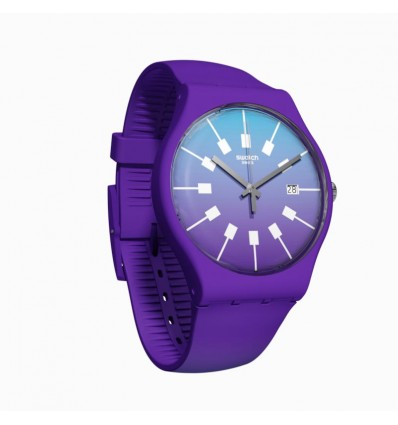 Swatch New Gent Crazy Sky | Ferro Gioielli
