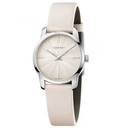 Calvin Klein City 31 mm al quarzo K2G231XH