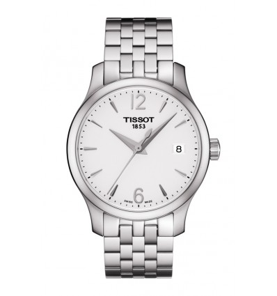 Tissot Tradition Lady T0632101103700 | Ferro Gioielli