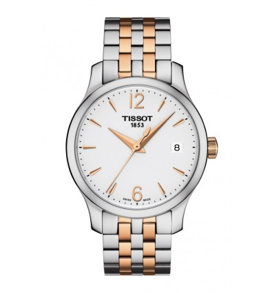 Tissot Tradition Lady T0632102203701 | Ferro Gioielli