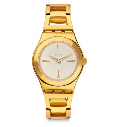 Swatch Irony Medium Goldenli | Ferro Gioielli