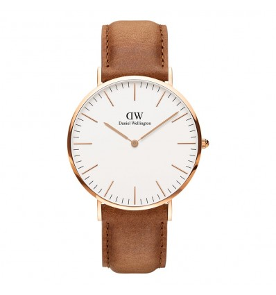 Daniel Wellington Classic Durham 40 mm Rose