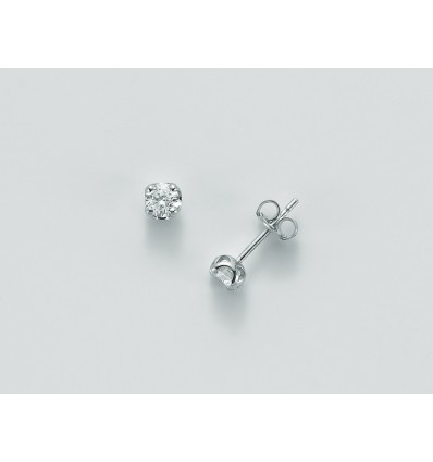 Miluna Diamonds Limit. Ed. orecchini ERD5071_020G7 | Ferro Gioielli