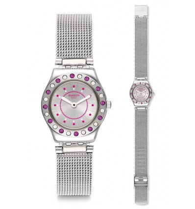 Swatch Irony Lady Meche Rose | Ferro Gioielli
