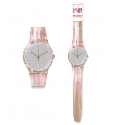 Swatch New Gent Pinkquarelle