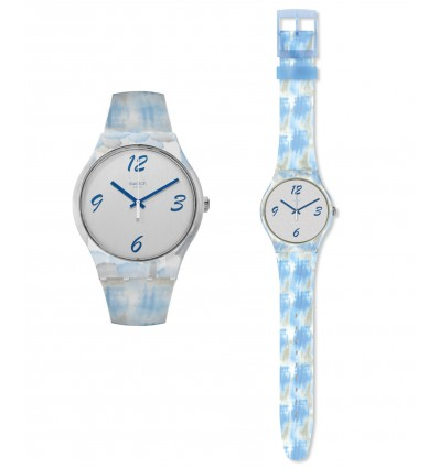 Swatch New Gent Bluquarelle