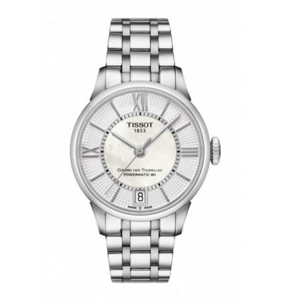 Tissot Chemin Des Tourelles Powermatic 80 Lady T0992071111800