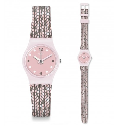 Swatch Lady Trico'Pink
