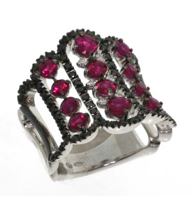 DAMIANI BURLESQUE RING