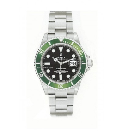 ROLEX SUBMARINER GREEN LIMIT ED