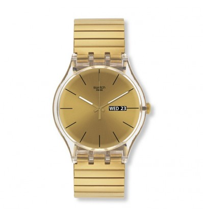 Swatch New Gent Dazzling Light