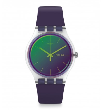 Swatch New Gent Polapurple | Ferro Gioielli
