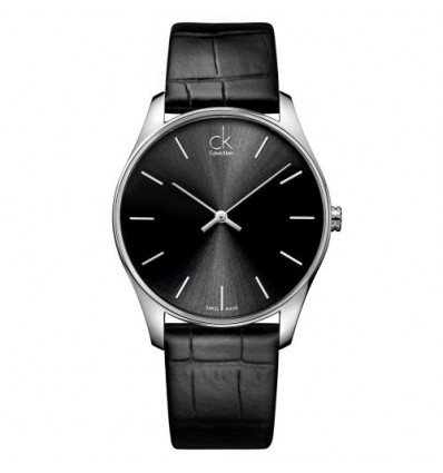 Calvin Klein Classic Too 38 mm Nero K4D211CY