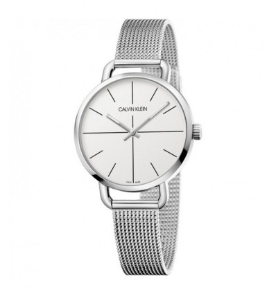 Calvin Klein Even 36 mm Argento K7B23126
