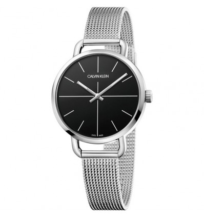 Calvin Klein Even 36 mm Nero K7B23121