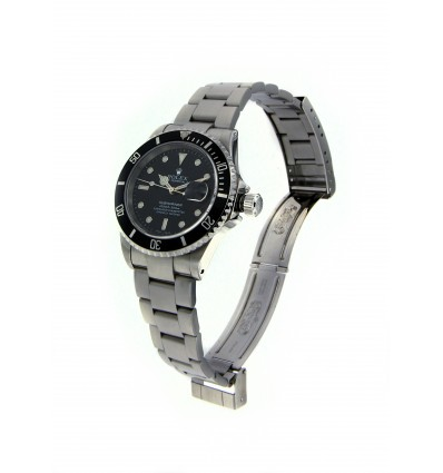 Rolex Submariner black 16610 | Ferro Gioielli