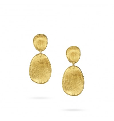 Marco Bicego Lunaria Earrings OB1345 Y | Ferro Gioielli