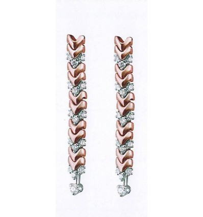 SALVINI ANACONDA EARRINGS