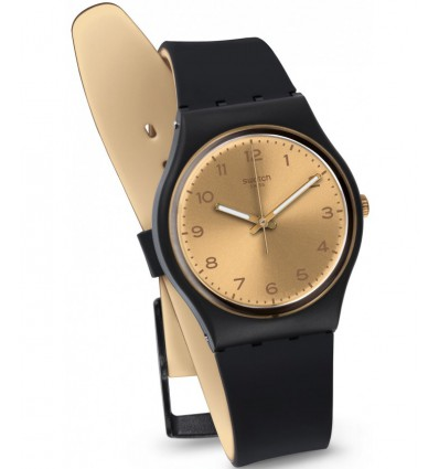 Swatch Gent Golden Friend Too