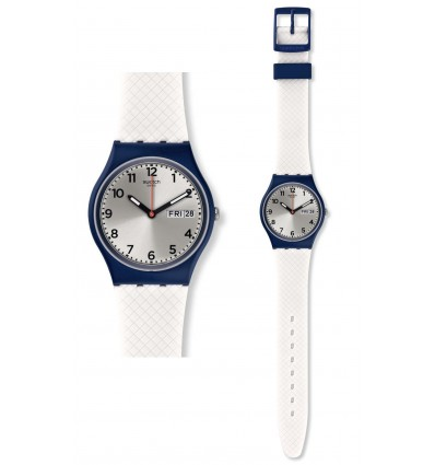 Swatch Gent White Delight