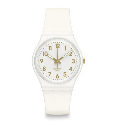 Swatch Gent White Bishop