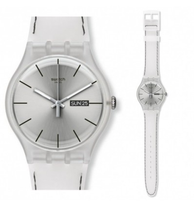 Swatch New Gent Resolution Silicone | Ferro Gioielli