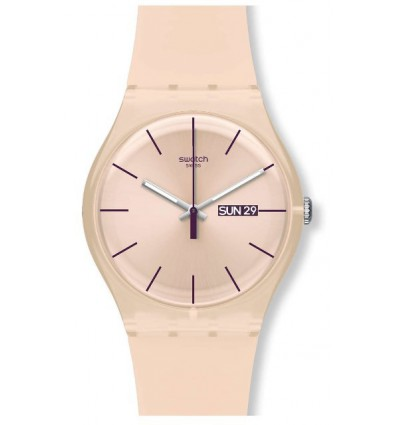 SWATCH NEW GENT ROSE REBEL