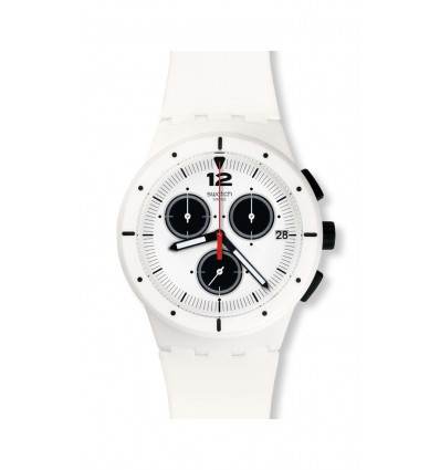 SWATCH CHRONO PLASTIC WHY AGAIN
