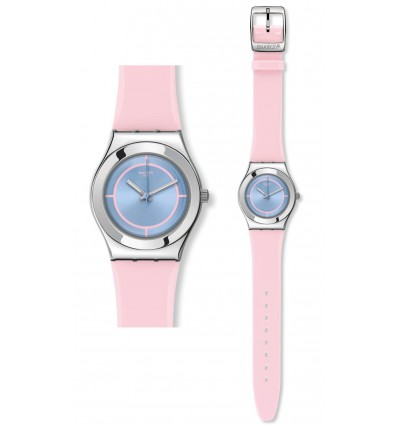 Swatch Irony Medium Rose Punch
