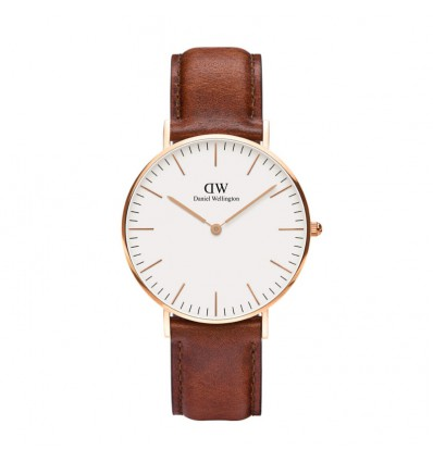 DANIEL WELLINGTON ST MAWES PVD WHITE 36 mm
