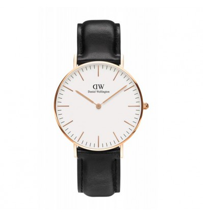 DANIEL WELLINGTON SHEFFIELD PVD WHITE 36 mm | Ferro Gioielli